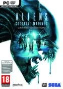 Aliens Colonial Marines PC packshot
