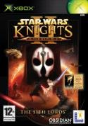 Star Wars Knights of the Old Republic 2 Xbox packshot