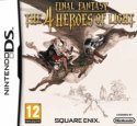 Final Fantasy 4 Heroes of Light DS packshot