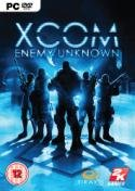 XCOM Enemy Unknown PC packshot