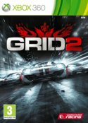 GRID 2 Xbox 360 packshot
