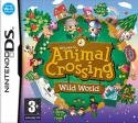 Animal Crossing Wild World DS packshot